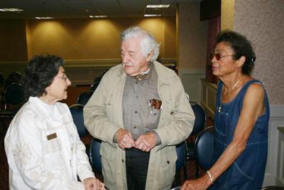 Lois Berger, Russ and Helen Shew
