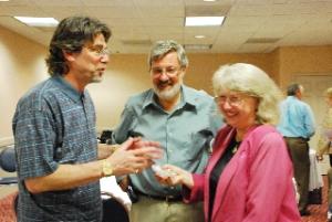Ira Kramer, Dennis Nelson, and Denise Nelson