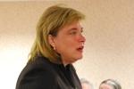 GIA President Donna Baker speaking