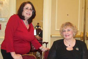 Davia & Carolyn