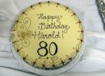Hap's 80th