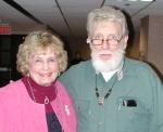 Carolyn Chappell & Tim Morgan