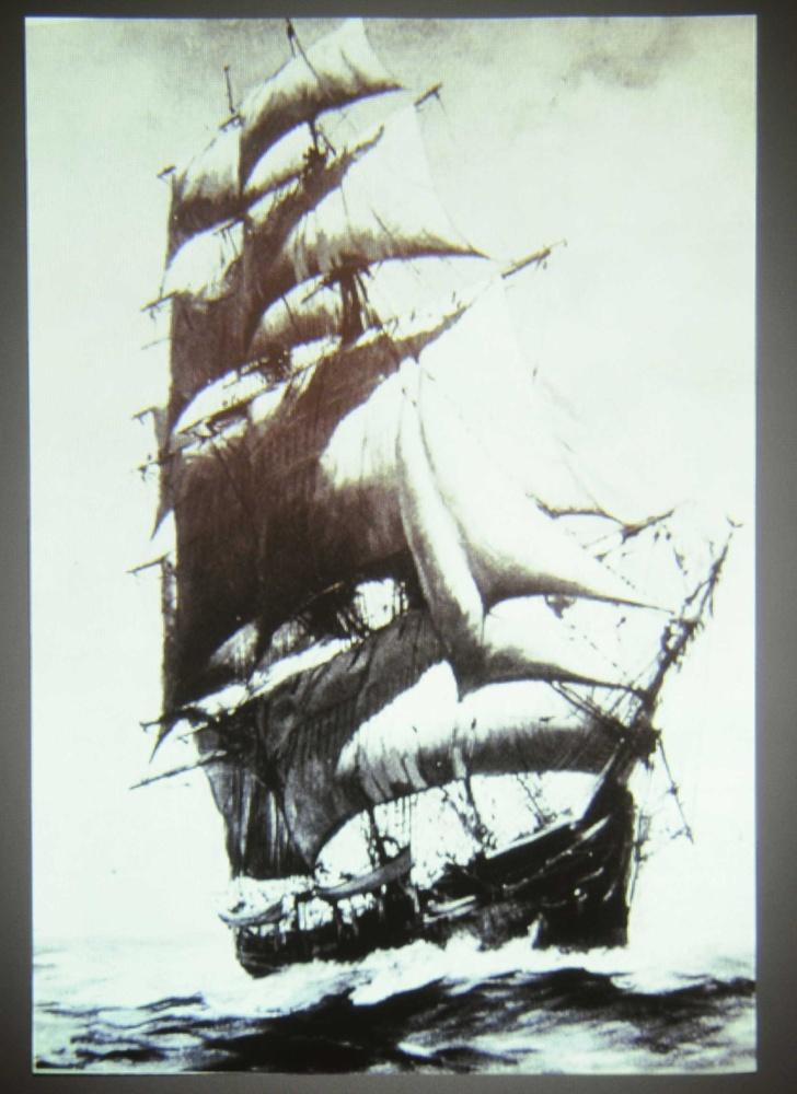 Jane Tukarski - Scrimshander Marine Artist (3/6)