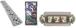 Art Deco, Asian & Egyptian Influences
