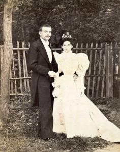Alfred Van Cleef & Estelle Arpels