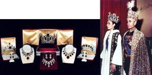 IRAN Coronation 1967