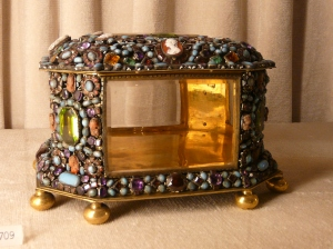 Gemstone and Amber Box