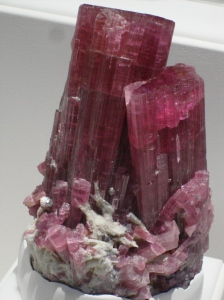 Tourmalines from the Pala pegmatite district