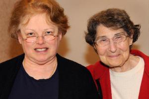 Yvonne & Lois