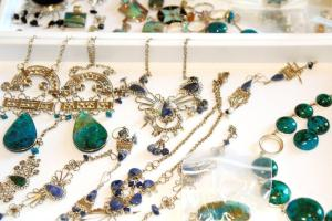 Puruvian Opal Jewelry