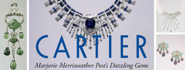 Cartier Landing Page Banner