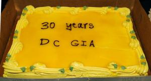 Happy 30th Anniversary DCGIA!