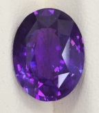 Natural Unheated Purple Sapphire