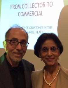 Joel Arem and Kusam Malhotra