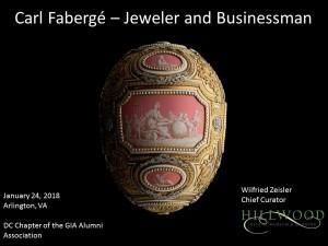 1Presentation Fabergé Start