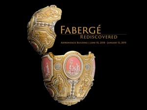 Presentation Fabergé Rediscovered June 10, 2018