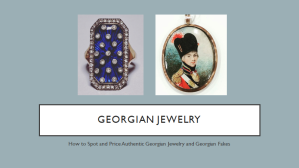 Georgian Jewelry1